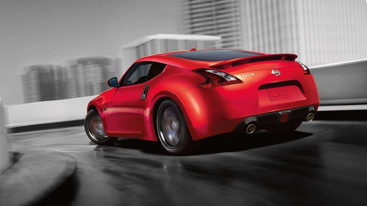 50 A 2019 Nissan 370Z Redesign Speed Test