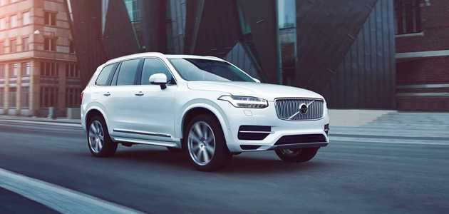 50 A 2019 Volvo Suv Overview