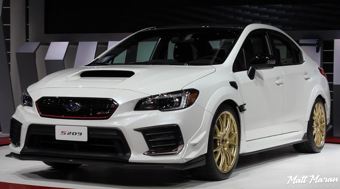 50 A 2020 Subaru Wrx Sti Review Spesification