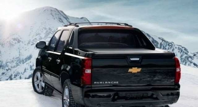 50 A Chevrolet Avalanche 2020 Price