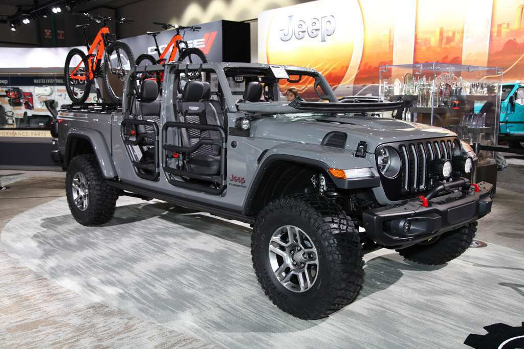 50 A How Much Is The 2020 Jeep Gladiator Rumors