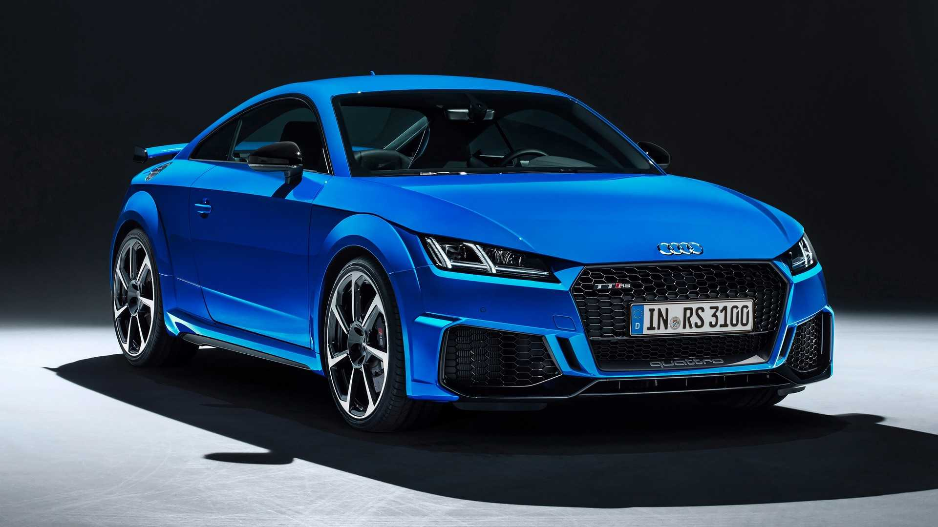 50 All New 2019 Audi Tt Changes Redesign And Concept