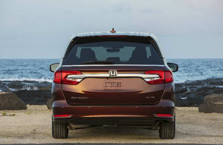 50 All New 2019 Honda Odyssey Release Exterior