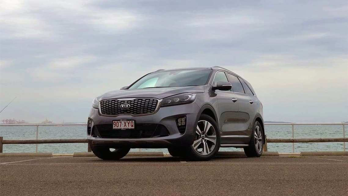 50 All New 2019 Kia Sorento Review Specs And Review