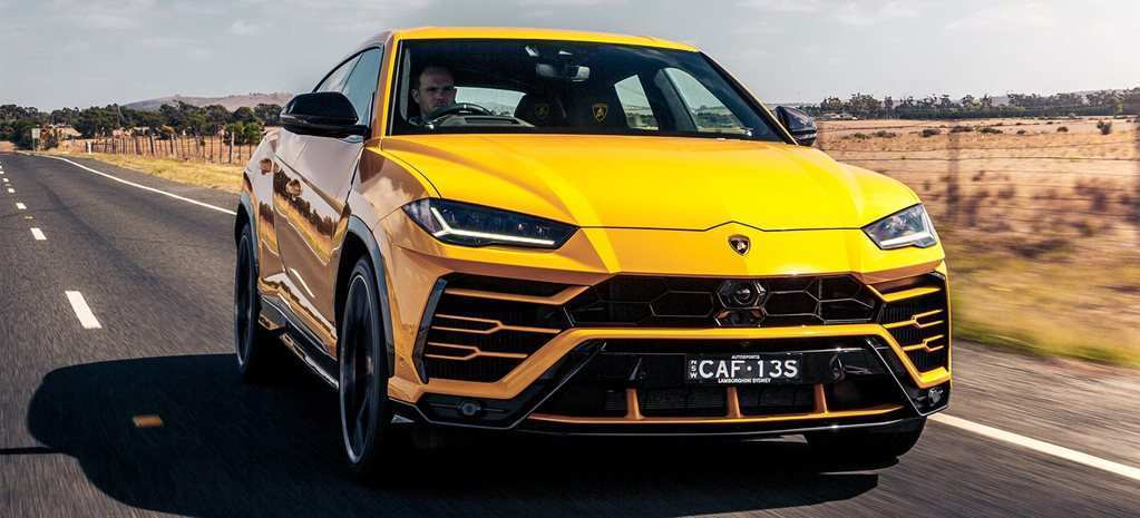 50 All New 2019 Lamborghini Urus Review Model