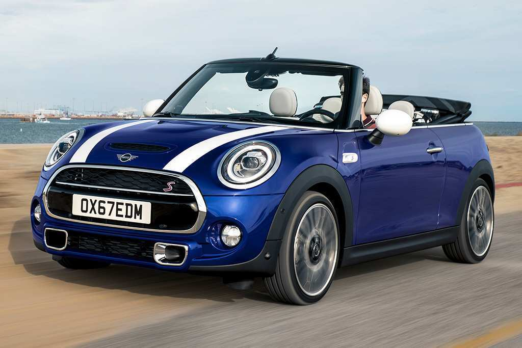 50 All New 2019 Mini Convertible Review Interior