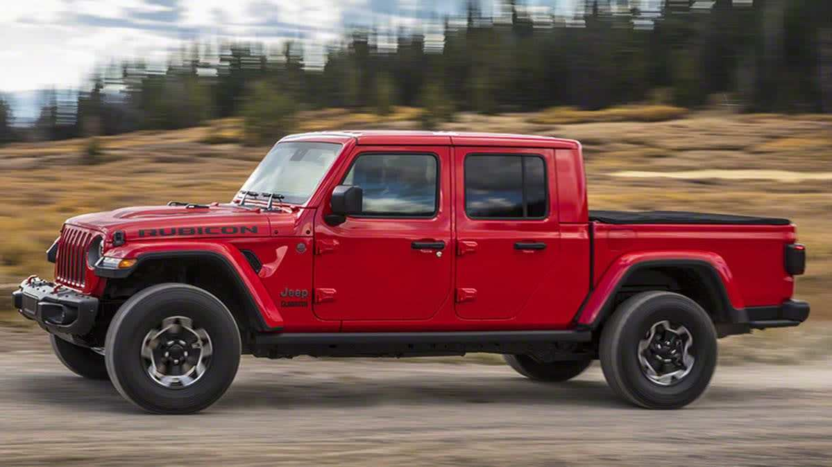 50 All New Jeep Pickup Truck 2020 New Review