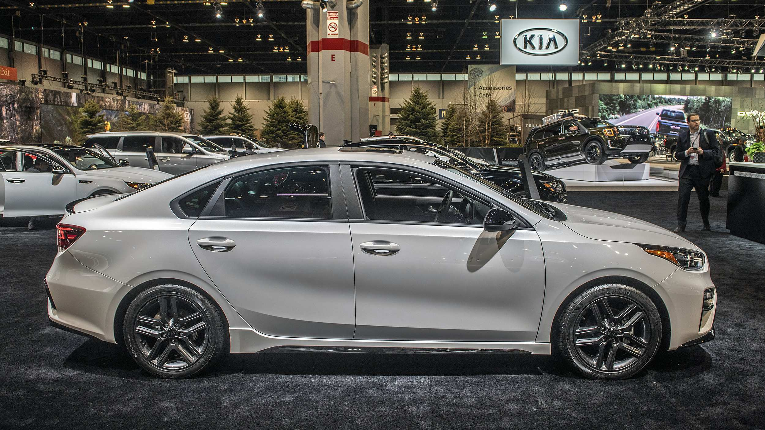 50 All New Kia Forte Gt 2020 Price Price And Release Date