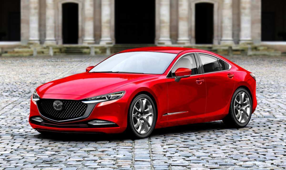 50 All New When Will The 2020 Mazda 6 Be Released Reviews