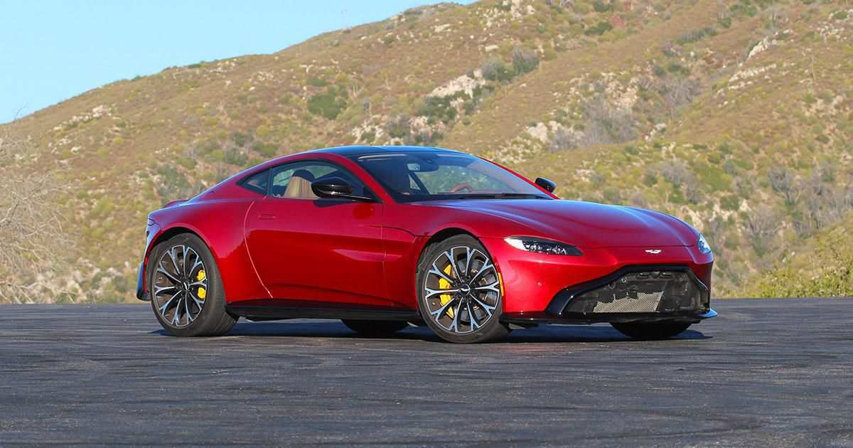 50 Best 2019 Aston Martin Vantage Review Model