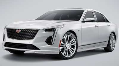 50 Best 2020 Cadillac Ct6 V8 Model
