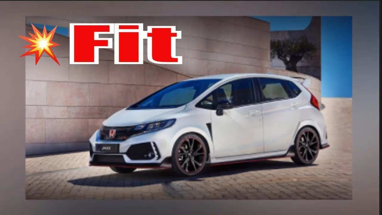 50 Best 2020 Honda Fit News New Model And Performance