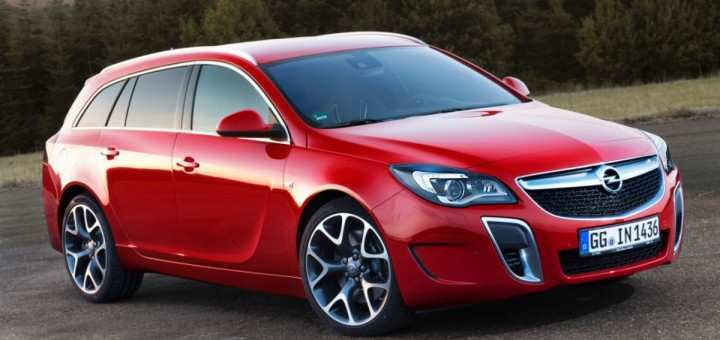 50 Best Opel Insignia Opc 2020 Rumors