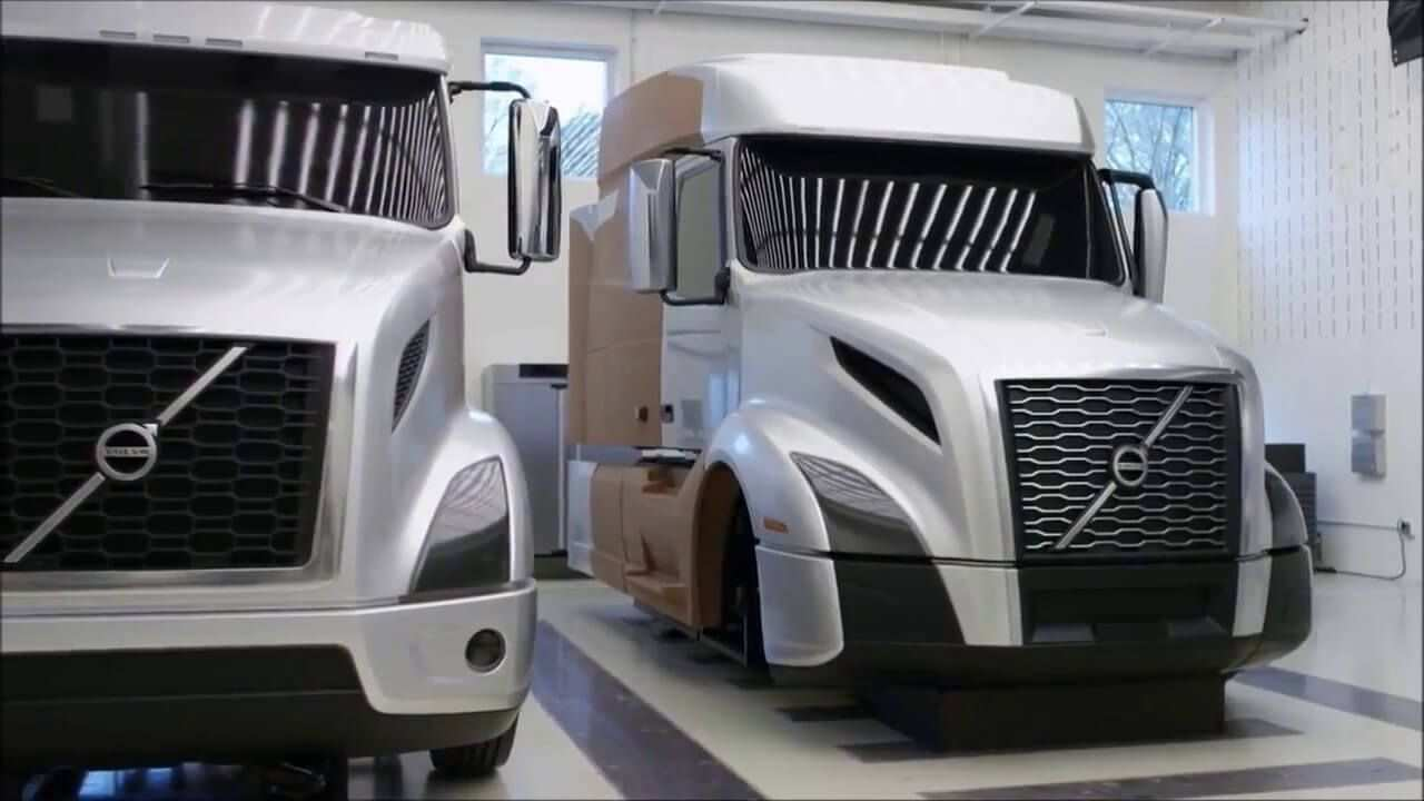 50 Best Volvo Truck Concept 2020 Review And Release Date