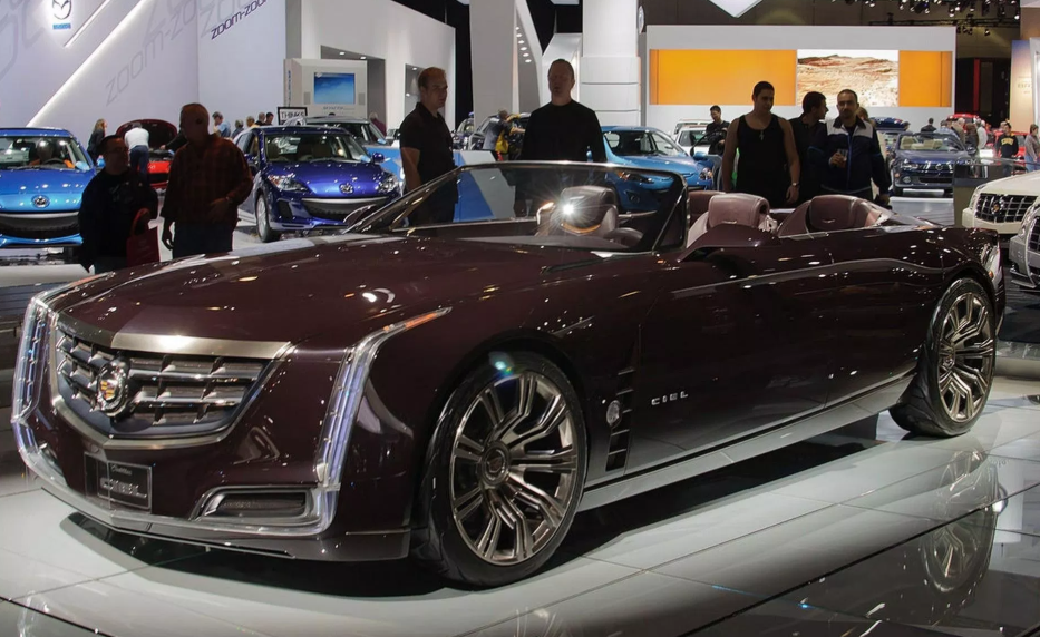 50 New 2020 Cadillac Convertible Price And Review