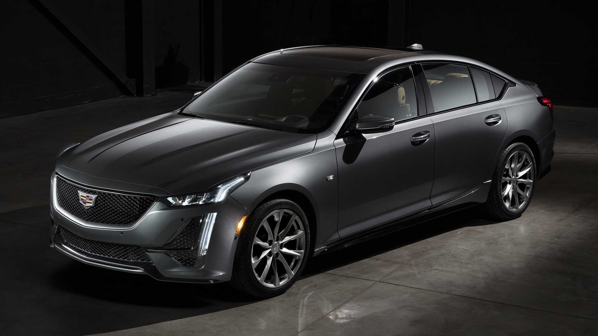50 New 2020 Cadillac Ct5 Interior Images