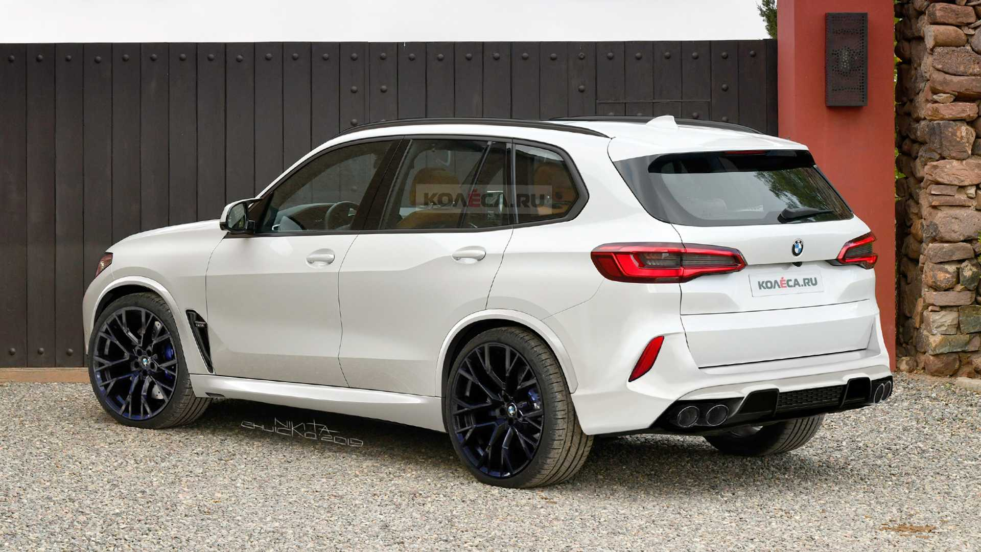 50 New Bmw X5M 2020 Concept And Review