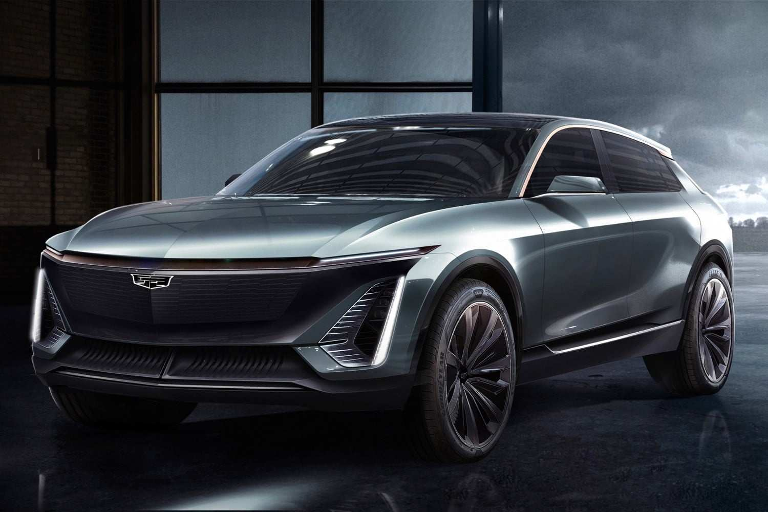 50 New Cadillac Electric Car 2020 Concept And Review