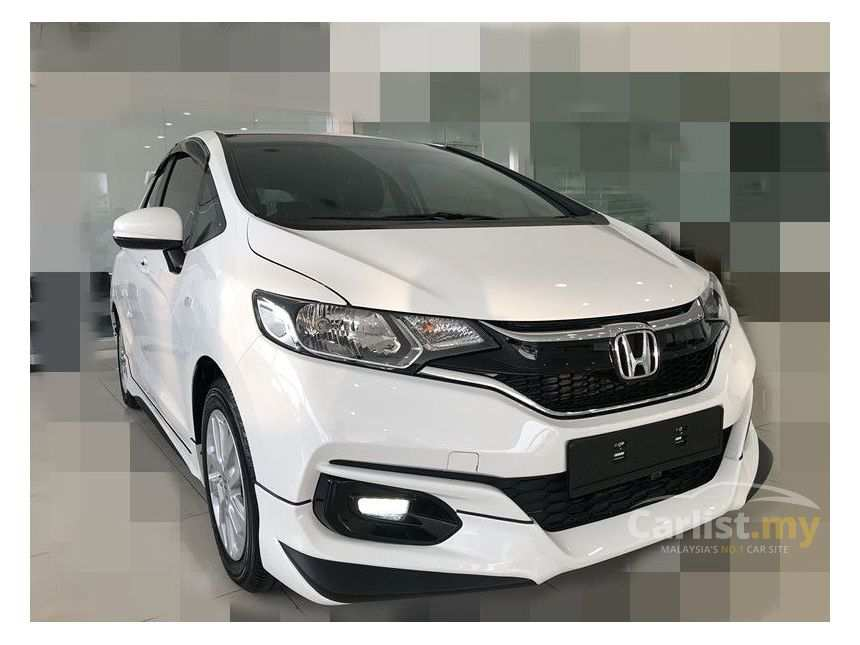 50 New Honda Jazz 2019 Model Spy Shoot