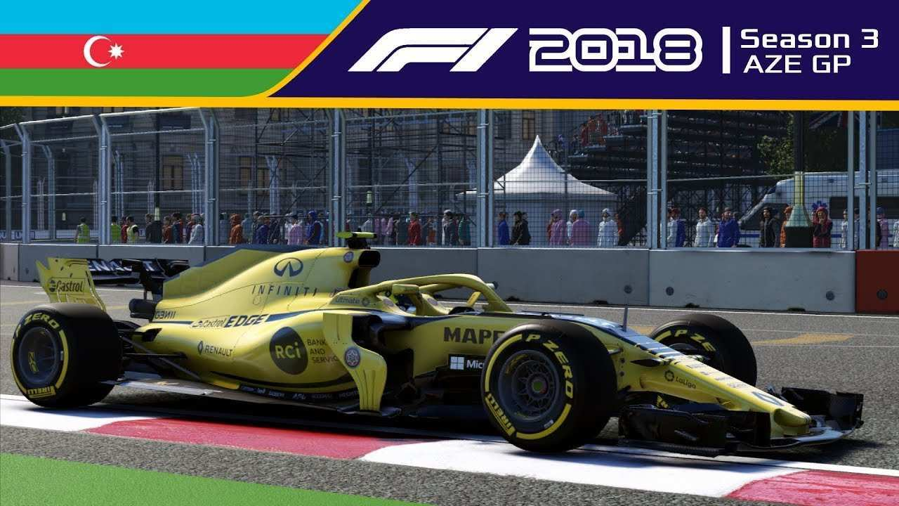 50 New Renault 2020 F1 Overview