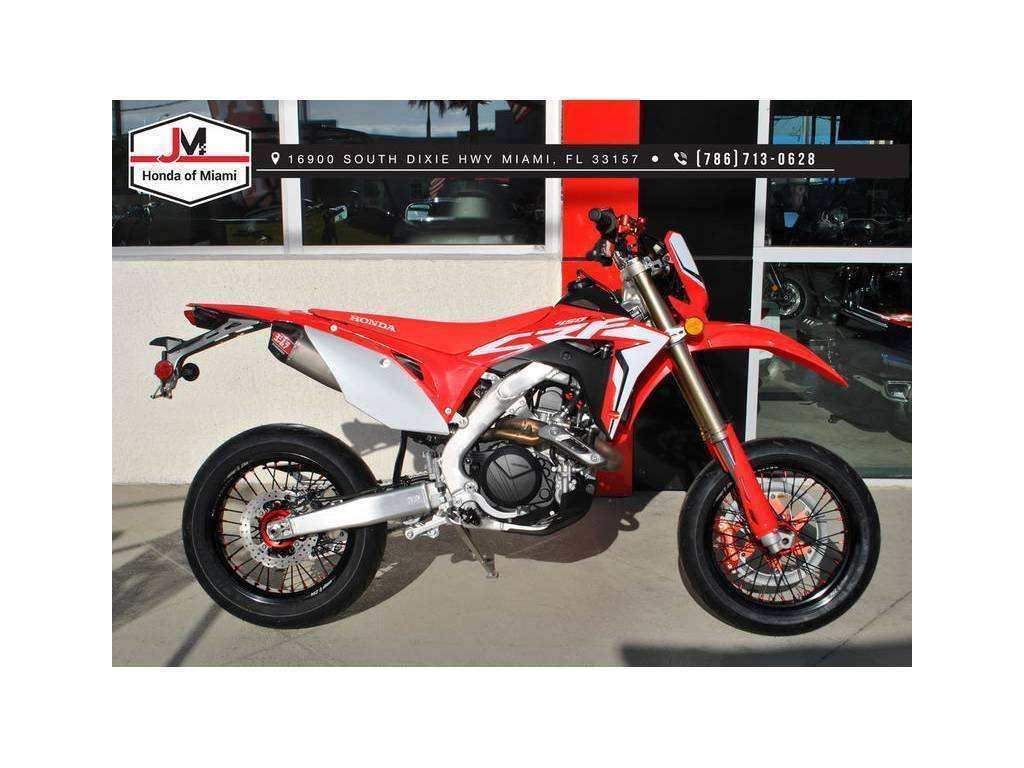 50 The 2019 Honda Crf450L Price And Release Date