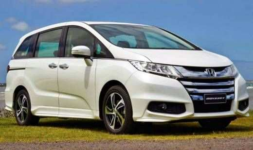 50 The 2019 Honda Odyssey Release Release
