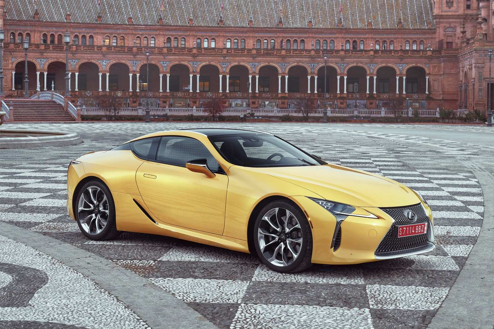 50 The 2019 Lexus Lc F Concept
