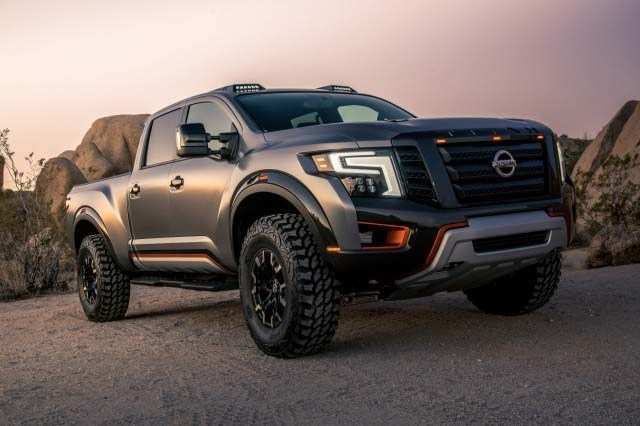 50 The 2019 Nissan Titan Nismo Photos