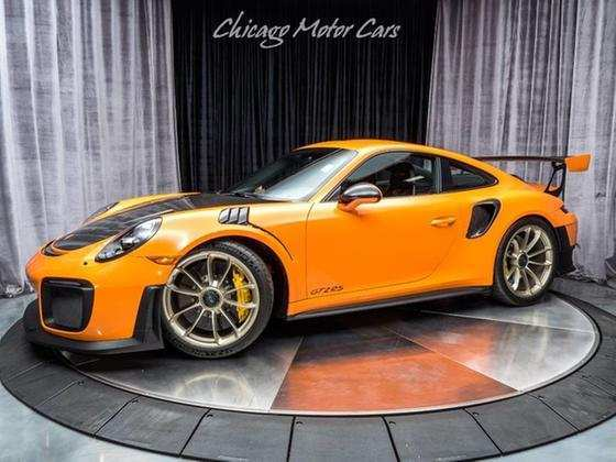 50 The 2019 Porsche Gt2 Rs For Sale Research New