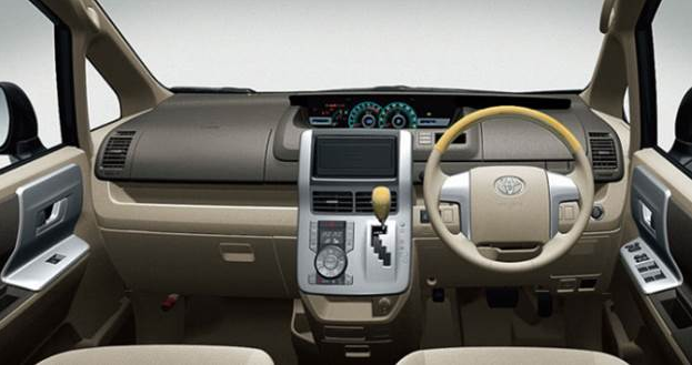 50 The 2019 Toyota Noah Overview