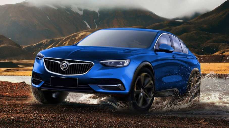 50 The 2020 Buick Enspire Research New