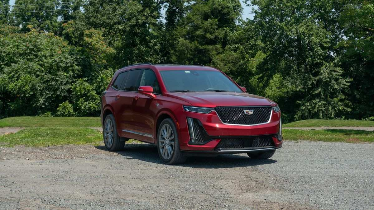 50 The 2020 Cadillac Xt6 Review Exterior And Interior