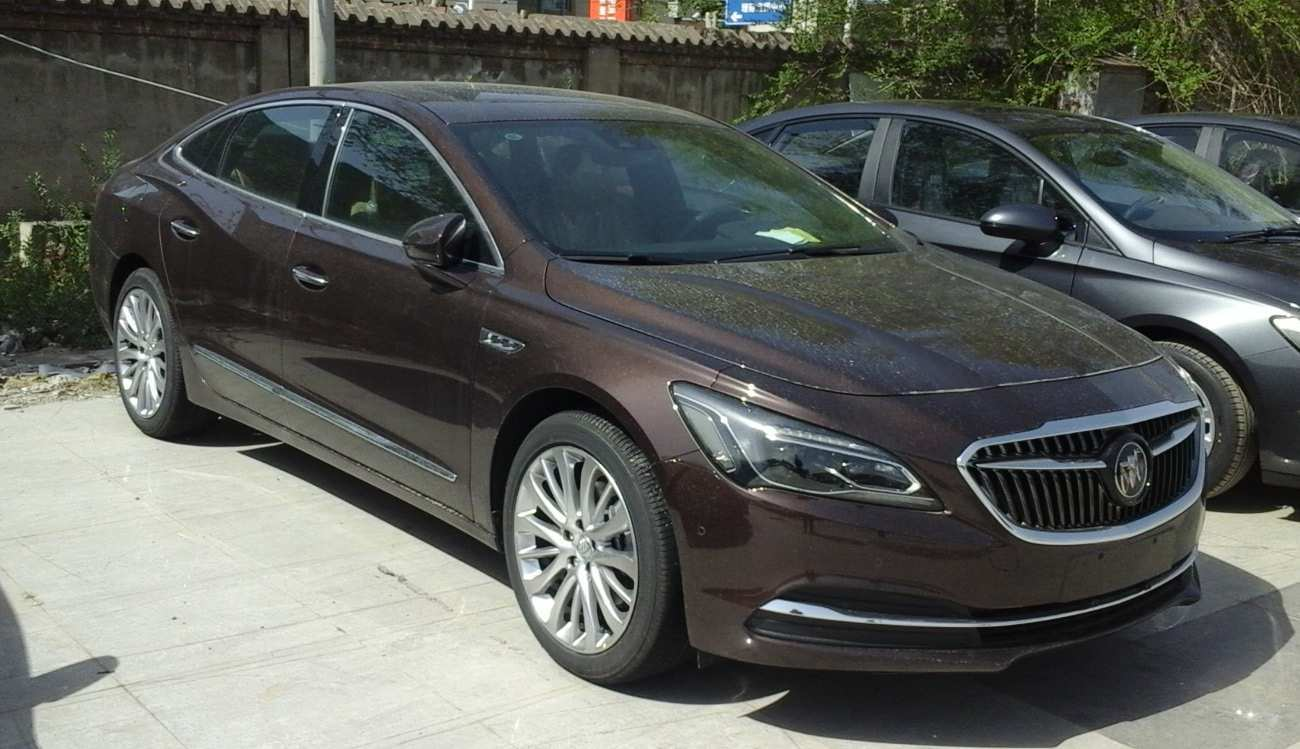 50 The Best 2020 Buick Lacrosse China Wallpaper