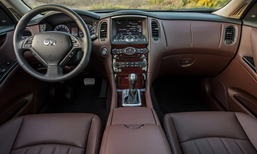 50 The Best 2020 Infiniti Interior Interior