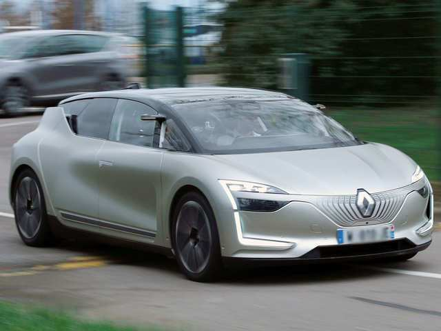 50 The Best Renault Electric 2019 Specs