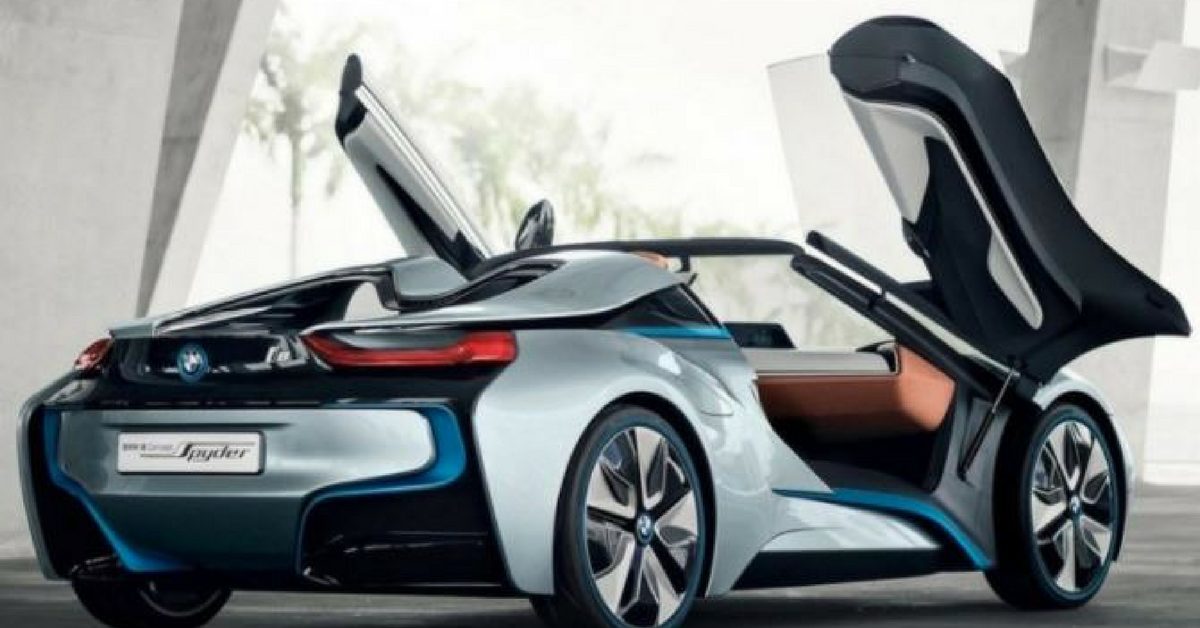 50 The Bmw I8 2020 Performance