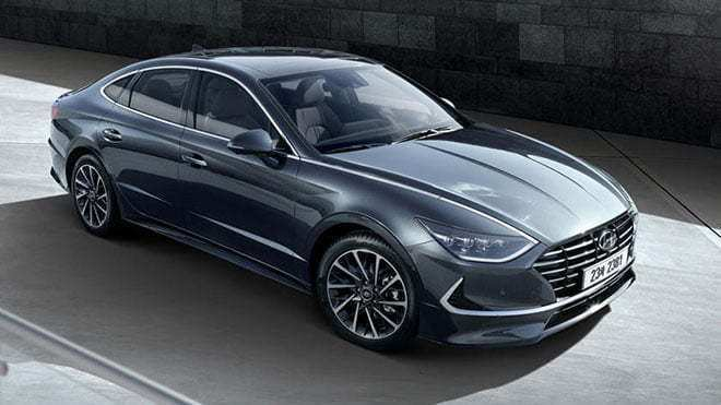 50 The Hyundai Sonata 2020 Concept