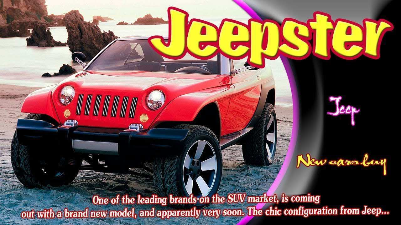 50 The Jeep Jeepster 2020 Engine