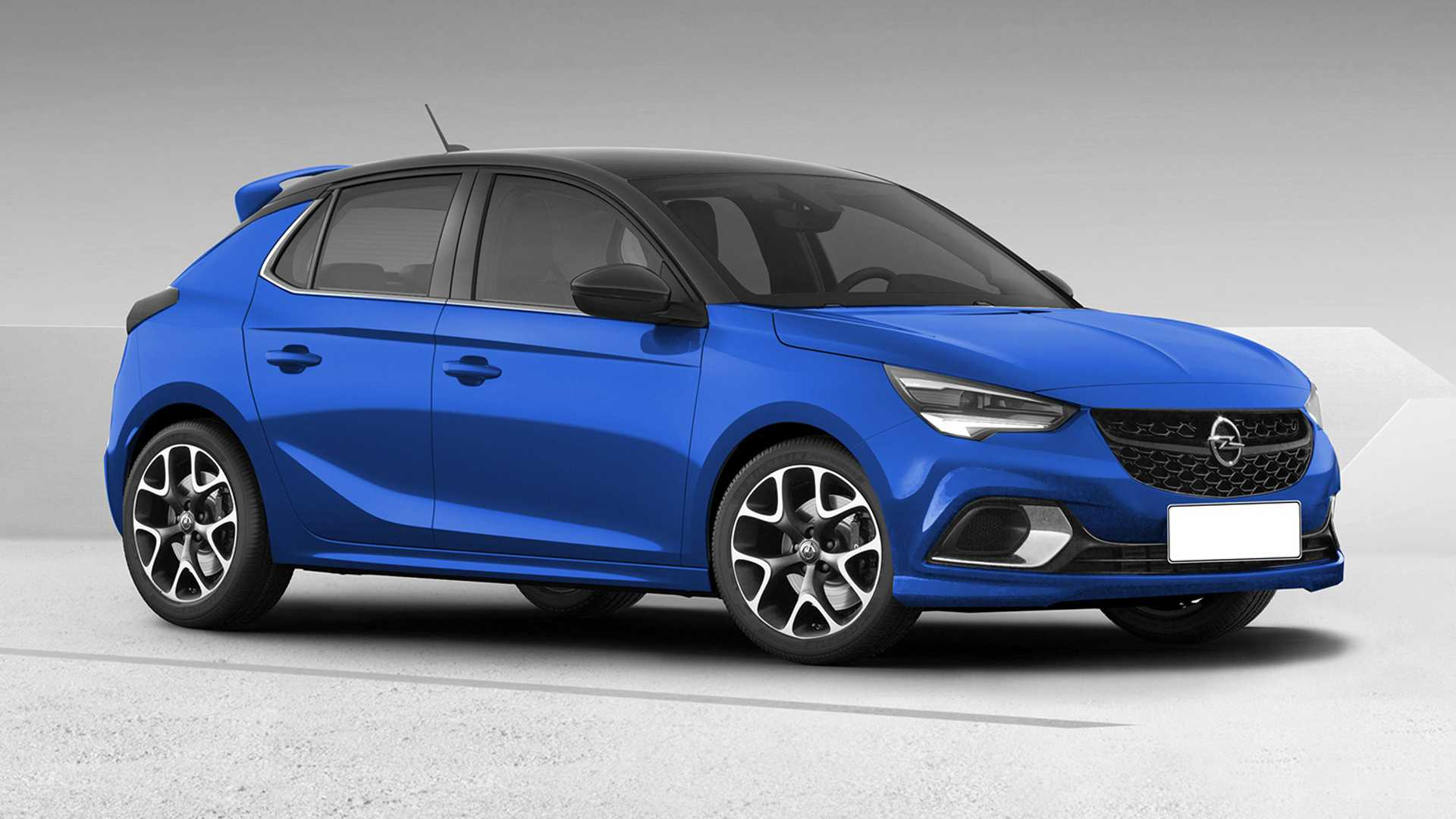 50 The Opel Corsa 2020 Rendering Reviews