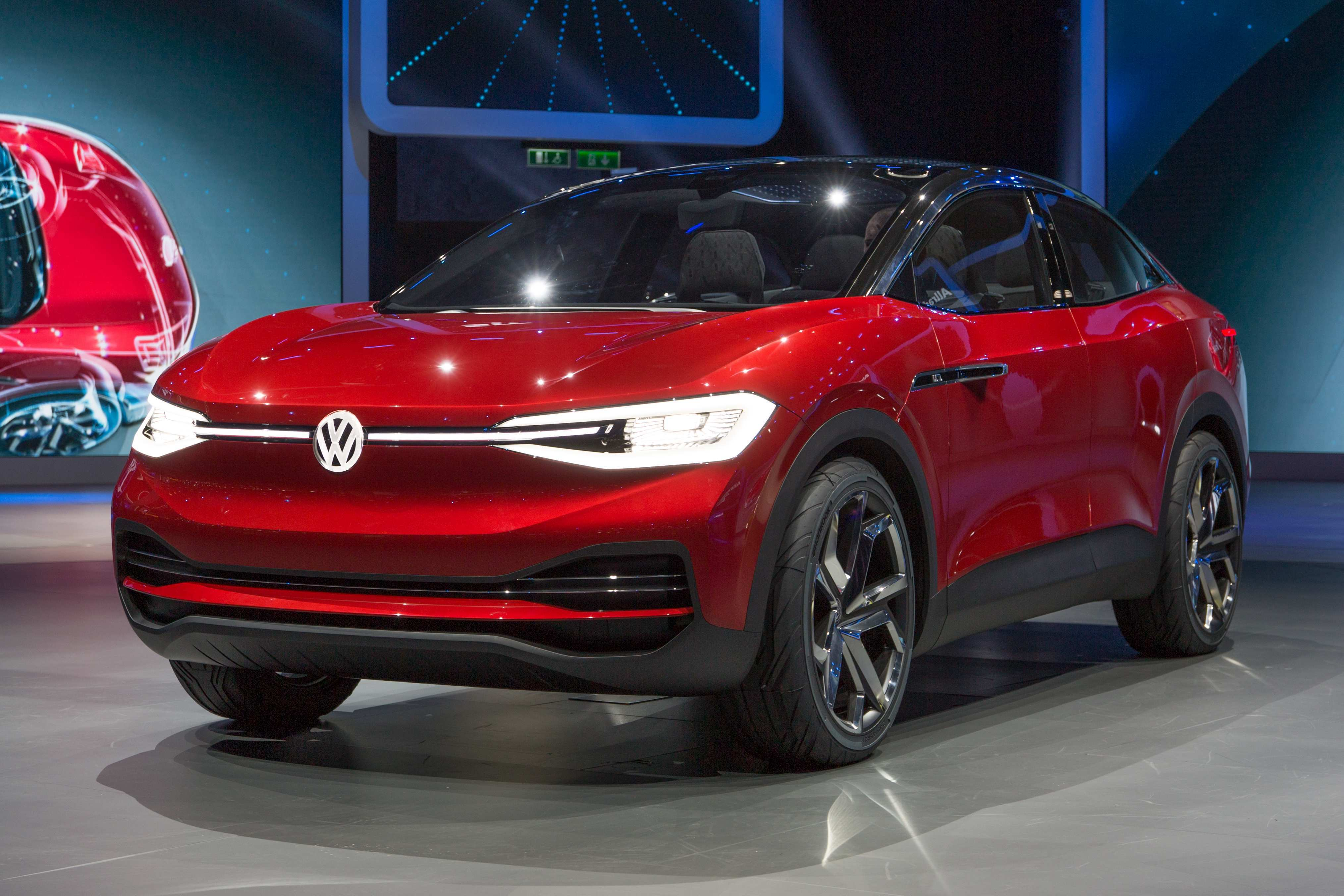 50 The Volkswagen I D Crozz 2020 Review And Release Date