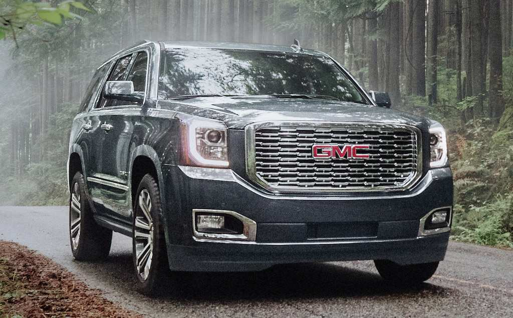 51 A 2019 Gmc Yukon Spesification