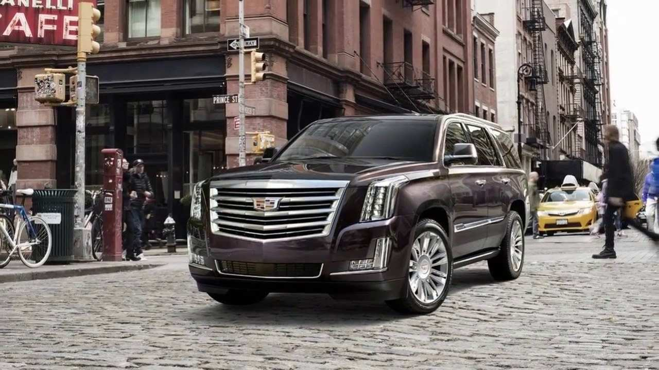 51 All New 2020 Cadillac Escalade Youtube New Review