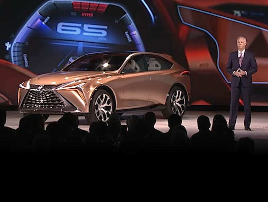 51 All New 2020 Lexus Lf1 New Review
