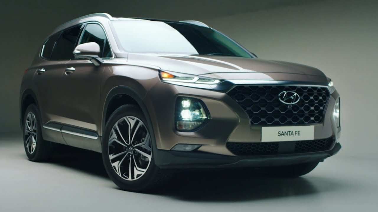 51 All New Hyundai Grand Santa Fe 2020 Redesign And Review