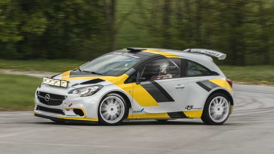 51 All New Opel Wrc 2020 Review