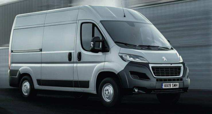 51 All New Peugeot Boxer 2020 Redesign