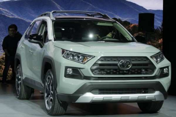 51 All New Toyota Rav4 2020 Redesign