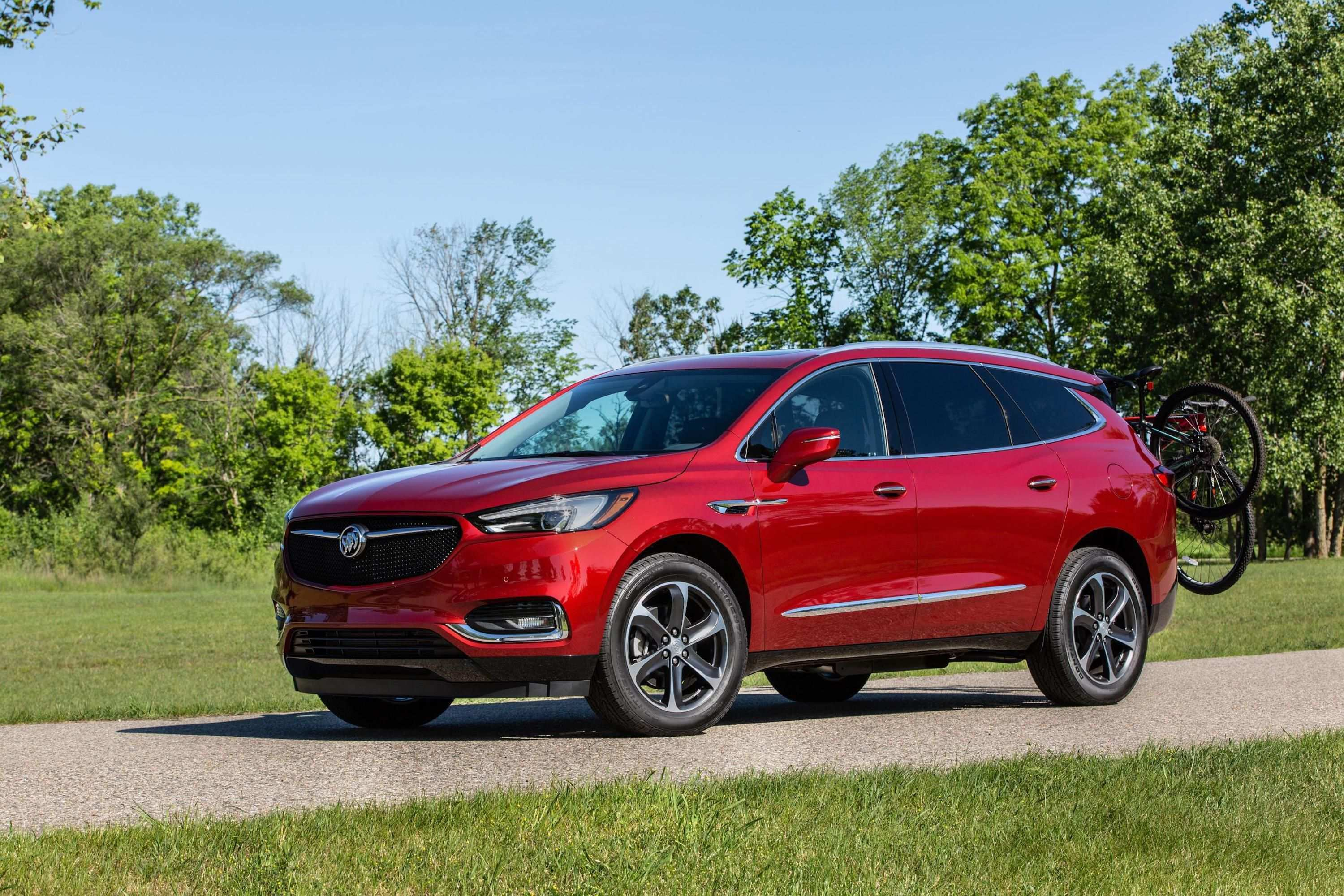 51 Best New Buick Suv For 2020 Redesign And Concept