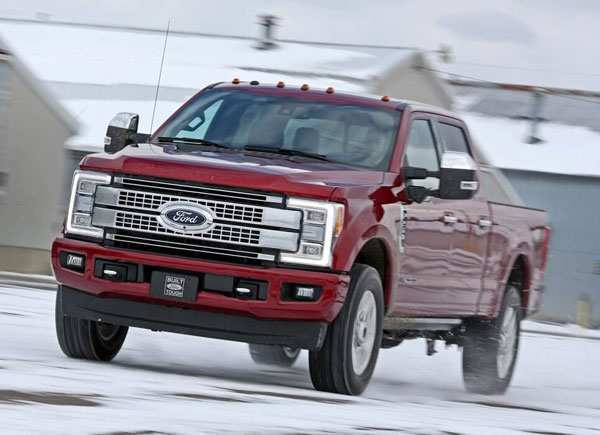 51 New 2019 Ford Super Duty Diesel Style