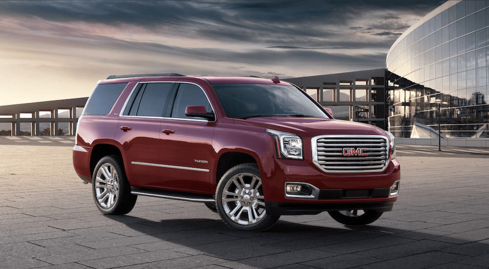 51 New 2019 Gmc Yukon Wallpaper